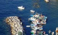 Barche a Marina Grande, Sorrento